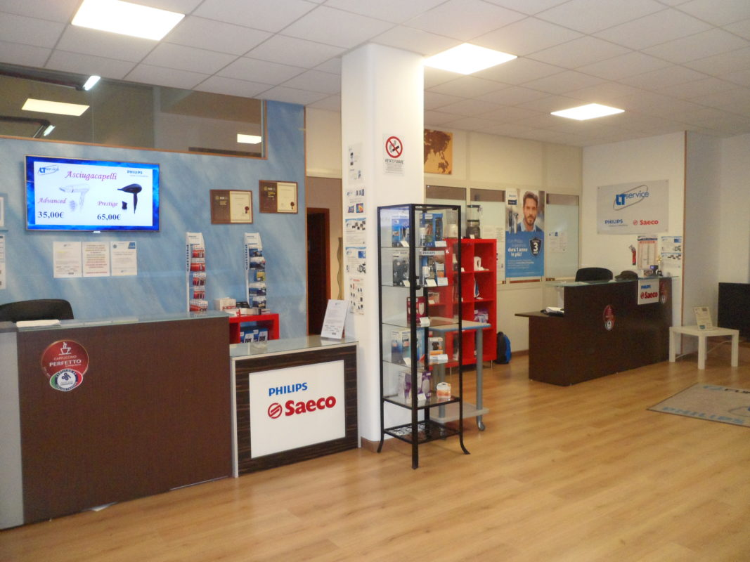 Centro Assistenza Philips Napoli.Home Page Lt Service
